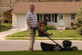 Father Son Chores