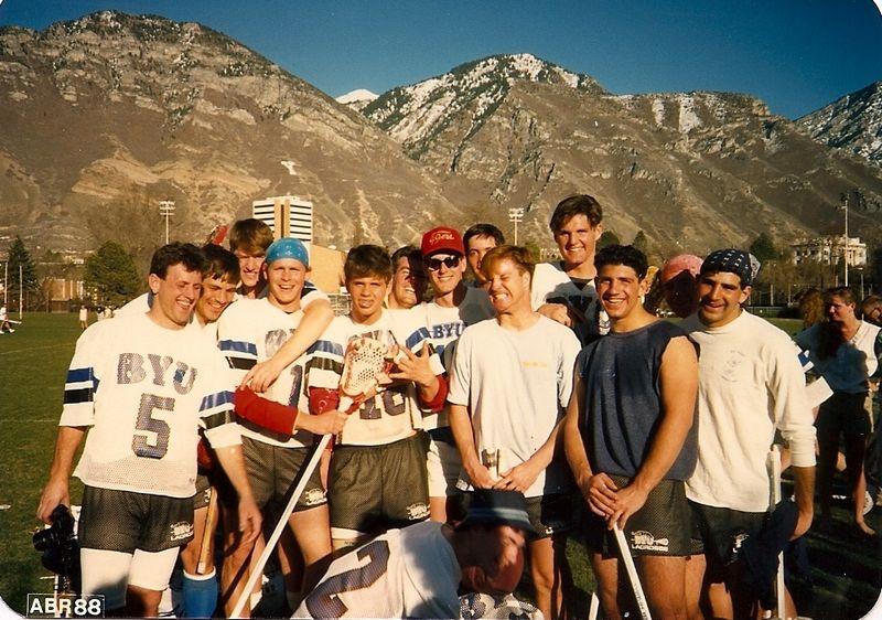 Old lacrosse